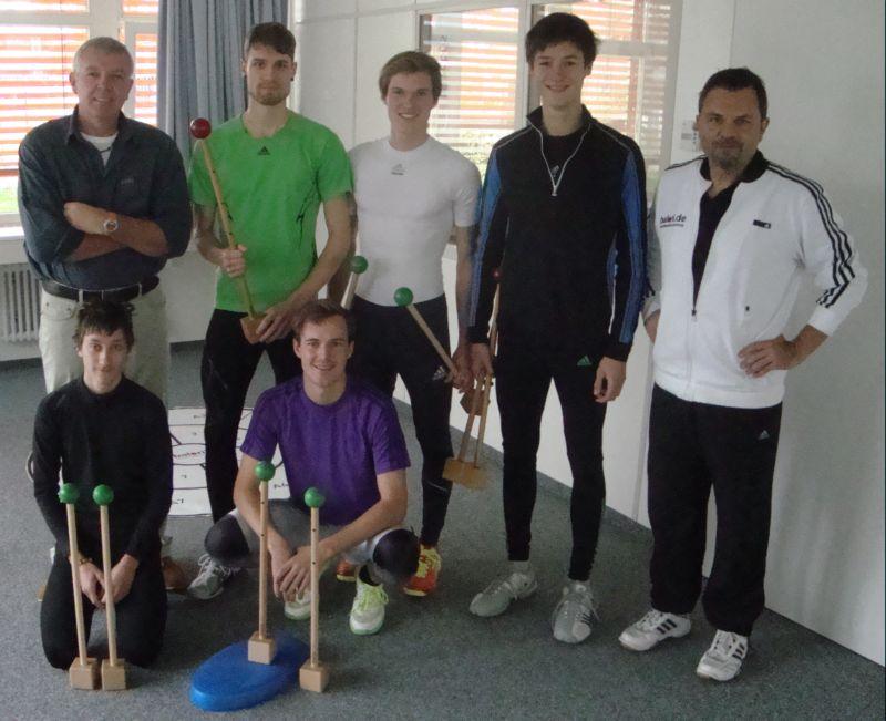 Trainingserfolg für Skispringer des DSV