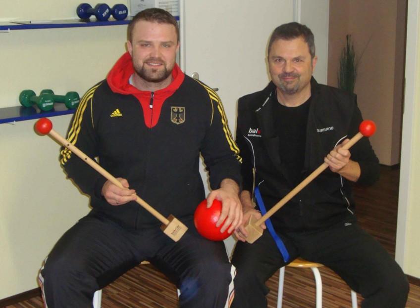 Olympiavorbereitung von Eduard Popp mit balori® Koordinationstraining