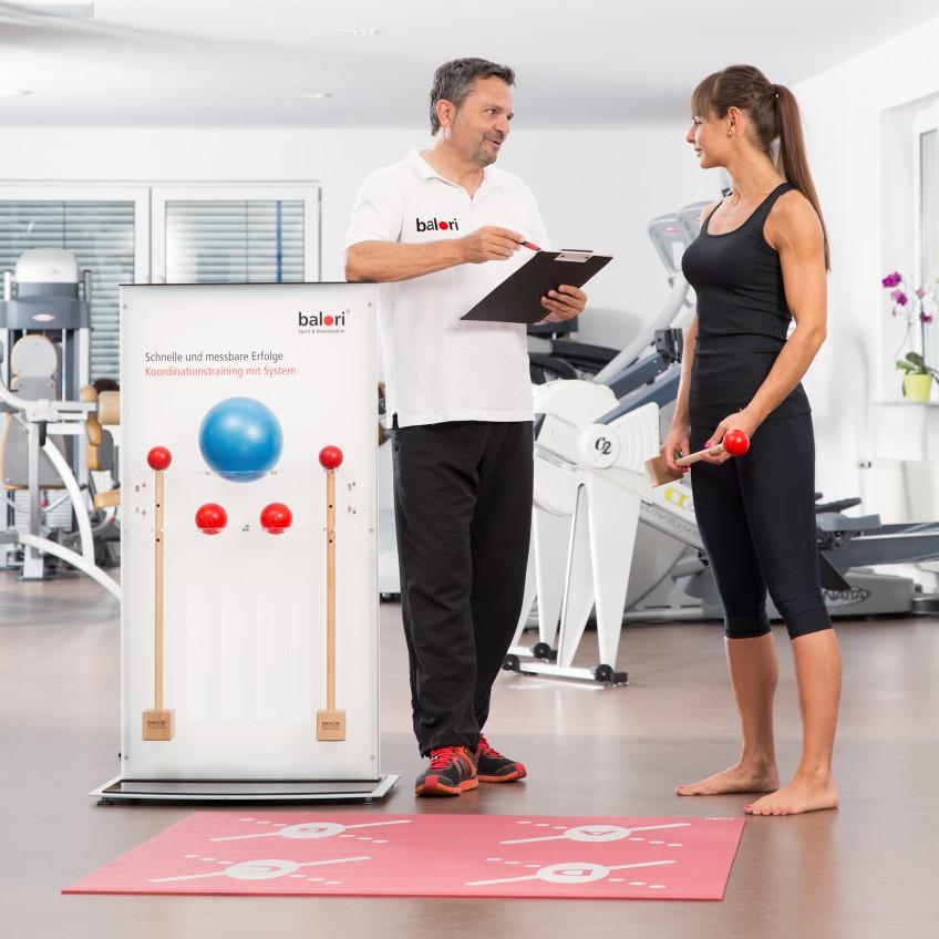 Herzlich Willkommen bei balori® Sport & Koordination