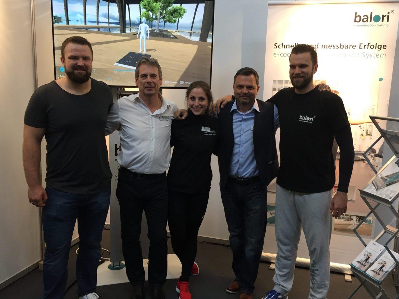 Besuchen Sie balori® auf der FiBo 2017 in Köln
